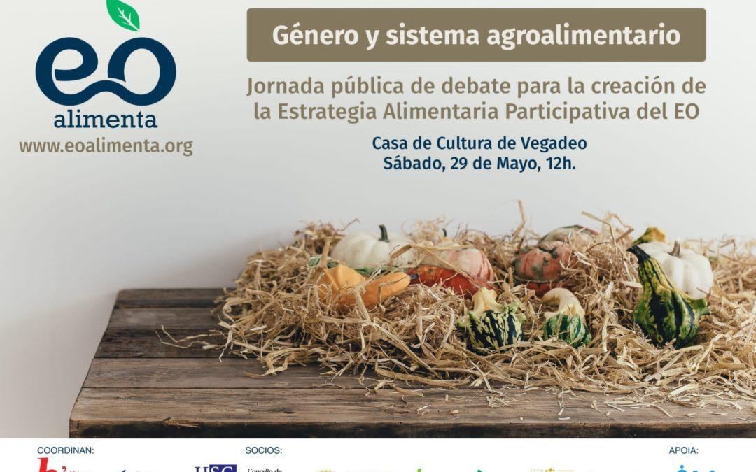 Jornada pública: Género y sistema agroalimentario